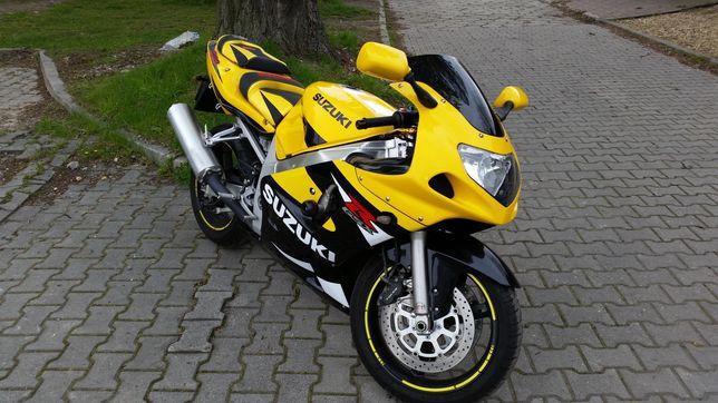 Suzuki Gsx-r 600 k1