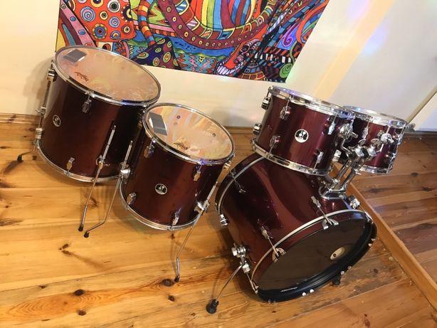 Sonor 507 (Сонор) барабаны, установка, расширенный сет