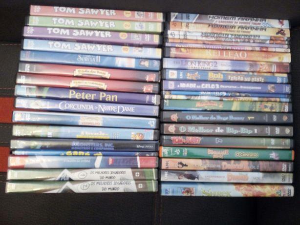 DVD'S Filmes Infantis