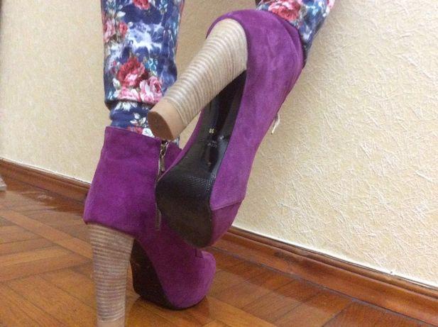 Ботинки Luciana Cavalli