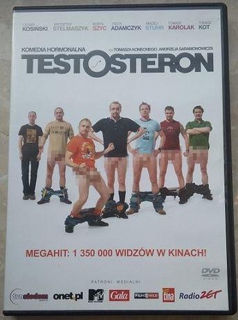 Film polski TESTOSTERON komedia płyta CD DVD Nowy