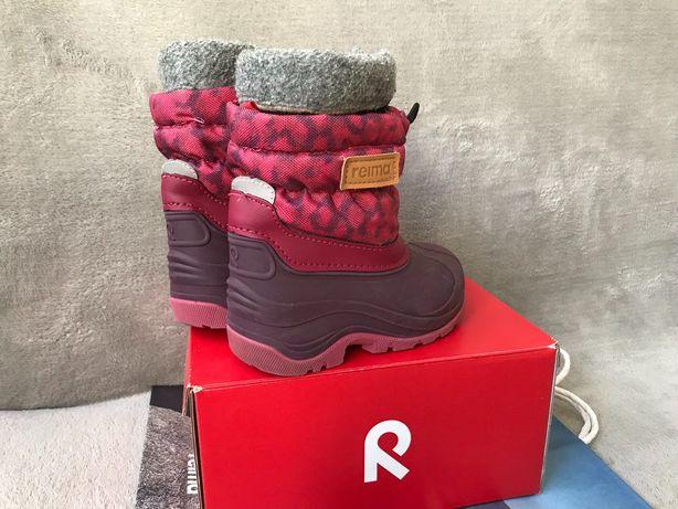 Зимние сапоги Зимові чоботи reima