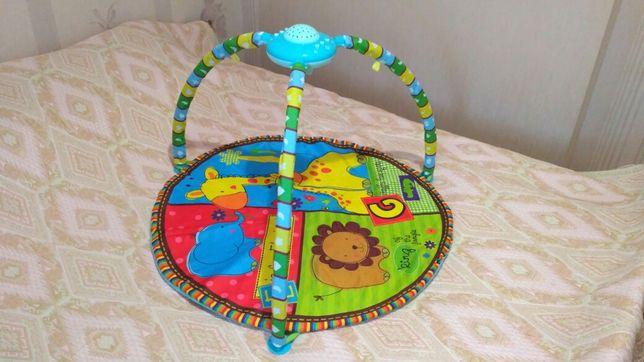 Развивающий коврик. Детский развивающий коврик. Коврик для ползания