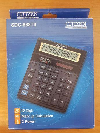 Калькулятор Citizen SDC-888T (12-разрядный)