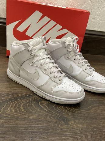 Nike Dunk High Retro Vast Grey
