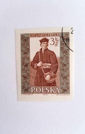 Znaczek pocztowy ..z błędem