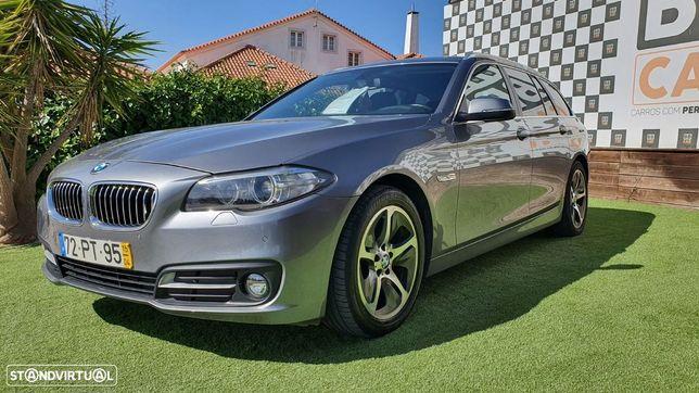 BMW 520 xDRIVE