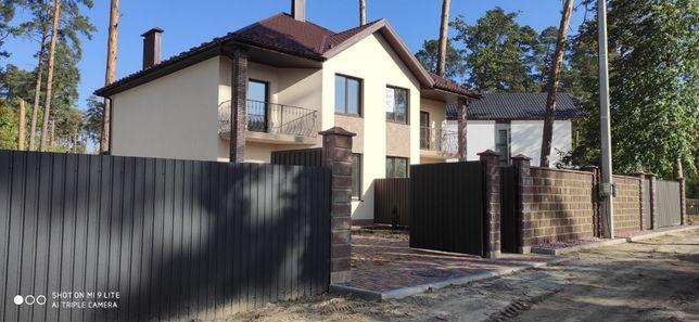 Продам Дом 110м2 три комнаты 3 сотки щемли Ворзель ул.Кленовая