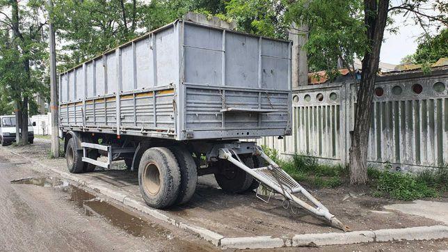 Прицеп двухосный МАЗ 837810