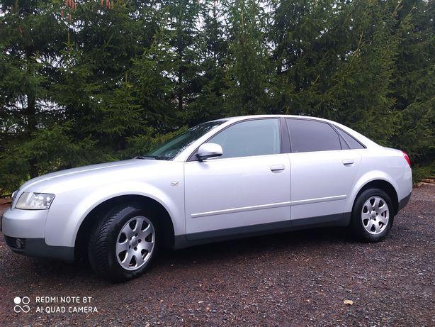 Audi a4 b6 ładna z Niemiec. 2.0 benzyna 130Km.