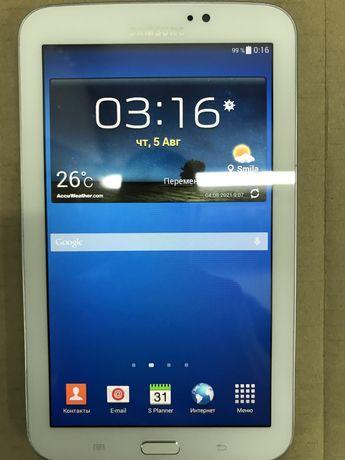 Планшет Samsung galaxy Tab 3 SM-T210 ! ROM 8GB RAM 1GB ! Магазин 1750