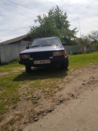 Audi 80 b2 хэтчбек