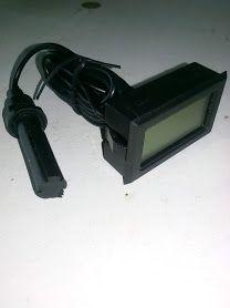 Termómetro/higrómetro para Chocadeira