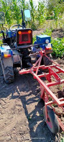 Мини трактор синтай т18
