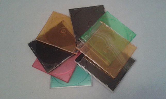 Caixas CD novas
