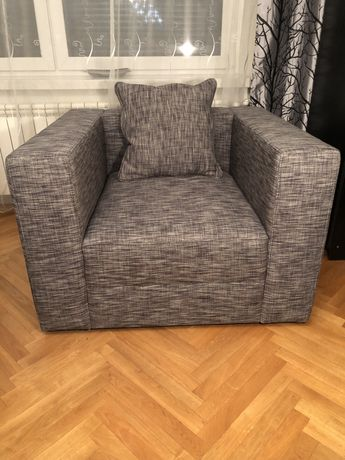 Fotele salonowe i poduszki