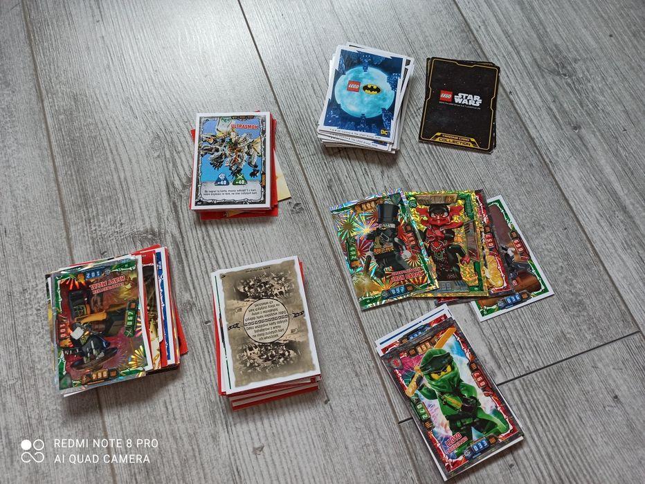 Karty Lego Ninjago i Batman Czeladź - image 1