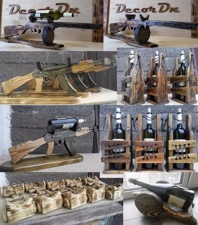 Эксклюзивные сувениры и подарки из дерева! Ручная работа.