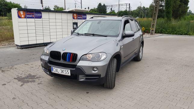 BMW x5 e70 235 km możliwa zamiana