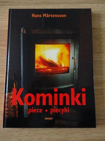 Książka Kominki, piece, piecyki - zamienię na książkę dla dzieci