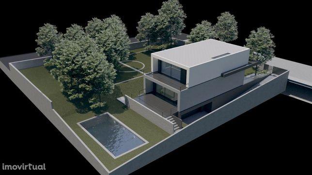 Moradia V4 com piscina na periferia de Esposende