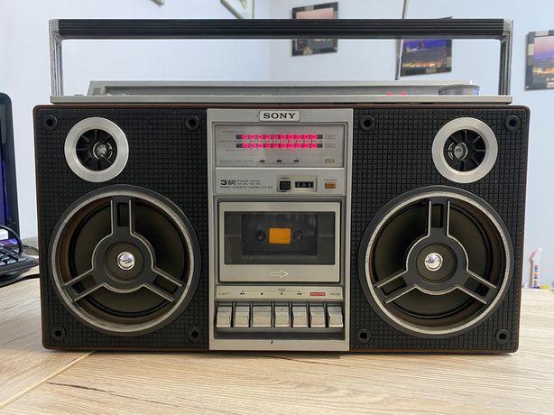 Вінтажний,бумбокс,радіо,радио,магнитола,Sony CFS-85S