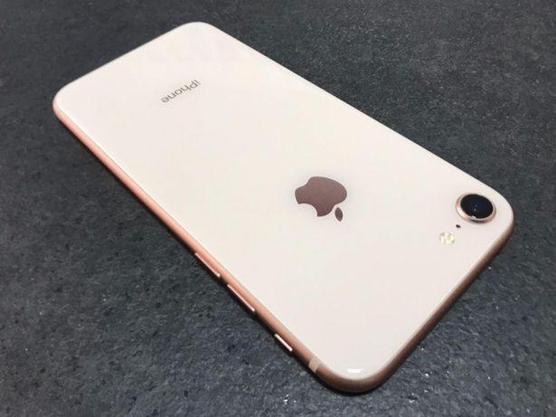 Apple iPhone 8 256GB Gold Neverlock в наличии,С ГАРАНТИЕЙ, Б/У,Магазин