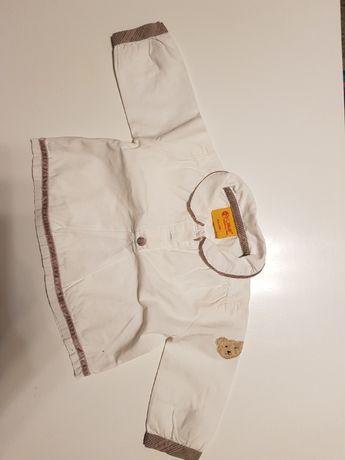 Bluzka biała.