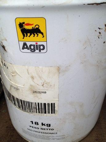 Масло 46 гидравлика Agip