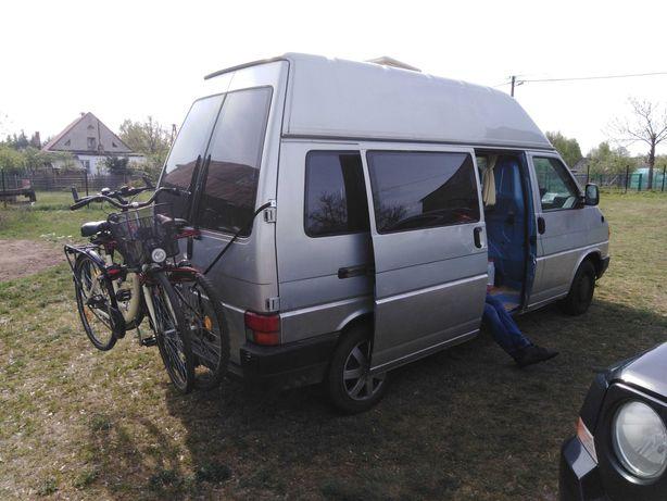 Kamper, westfalia, VW, T4.benzyna- lpg ,long, podwyzszany,solar,okazja