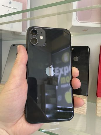 iPhone 11 64gb Black Neverlock новий
