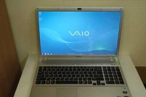 Игровой  ноутбук Sony 17 дюймов 13500 рублей с магазина