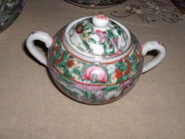 Antigo Conjunto de chá de MACAU