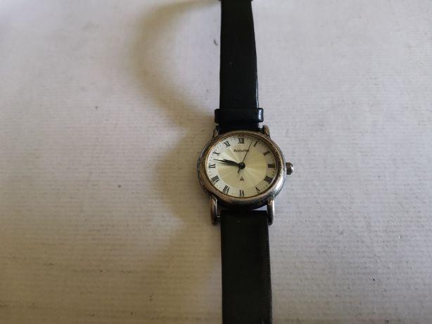 Srebrny zegarek Pr 925 Accurist