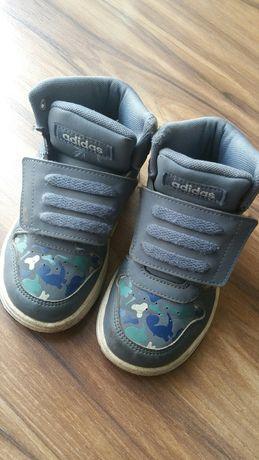Adidas buty za kostkę sportowe r.24