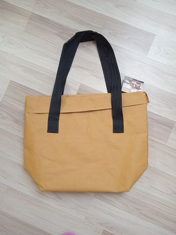 Papeda nowa torba shopper bag A4 NOWA