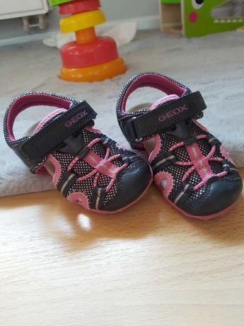 Sandałki dziewczęce Geox