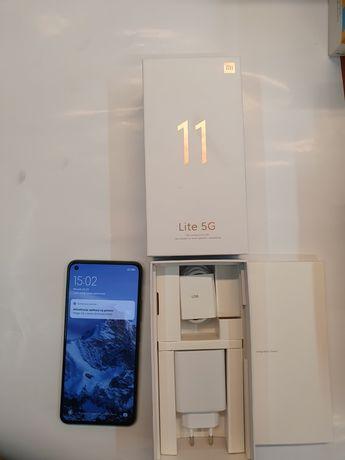 Telefon Xiaomi Mi 11 lite 5G 128GB nowy, gwarancja,