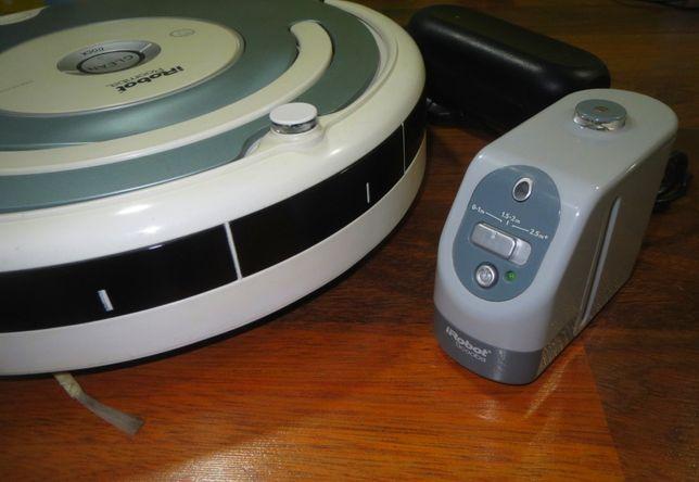 Робот пылесос irobot roomba + виртуальная стена в ПОДАРОК