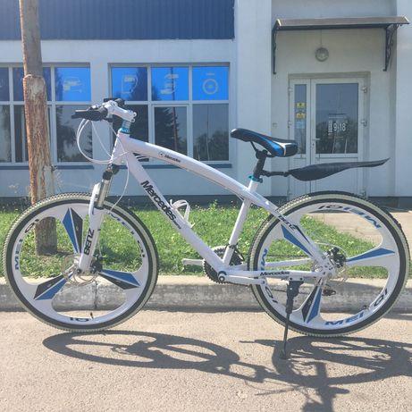 Супер цена! Велосипед BMW на литых дисках 24 передачи