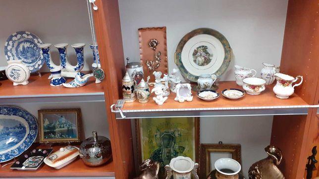 Zmienie kolekcje porcelany