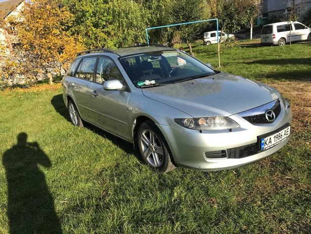 Продам Mazda 6 2006, 2.0, универсал