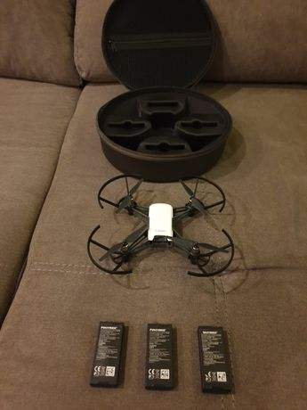 Drone DJI Tello com 3 baterias e mala