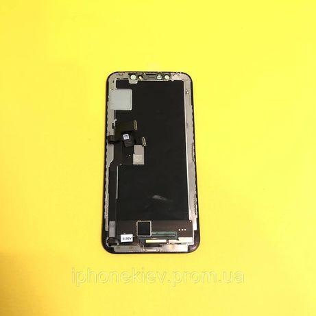 Оригинальный дисплейный модуль на iphone x
