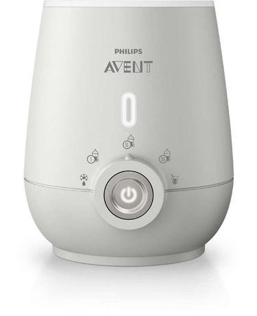 Aquecedor de biberão e comida Avent Premium Philips 0m+