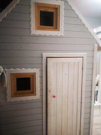 Domek dla dziecka do pokoju do zabawy zmieści się w mieszkaniu