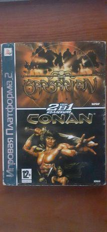 Barbarian + Conan PS2