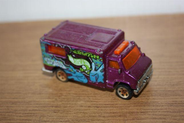 Resorak Hotwheels Speedy 1988 r