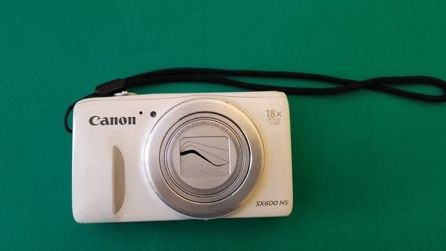 Canon SX 600 Hs uszkodzony sprzedam na części