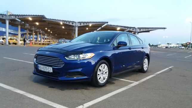 Ford Fusion S 2.5 SYNC